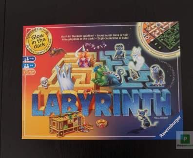 Das verrückte Labyrinth – Glow in the dark Testbericht