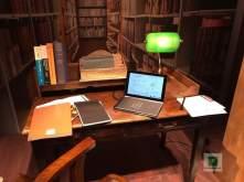 Ein Schreibtisch bei Lenovo
