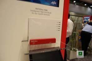 AVM Router - Smartphone und Netzwerk