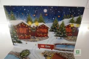 LEGO City Kalender mit den Törchen