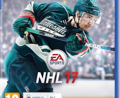 NHL 2017 Cover