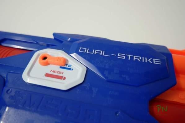Nerf N-Strike Elite XD Dual-Strike ein Testbericht