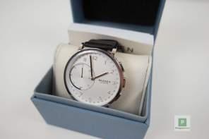 Die Uhr in der Box