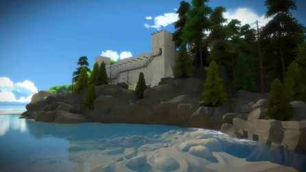 The Witness (PS4)