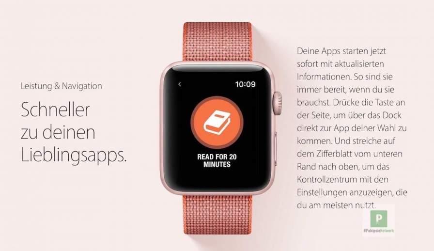 Apps schneller über das Dock erreichen