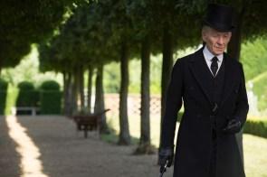 Mr. Holmes - Szenen - 02 Holmes (Ian McKellen)