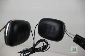 Die Kopfhörermuscheln