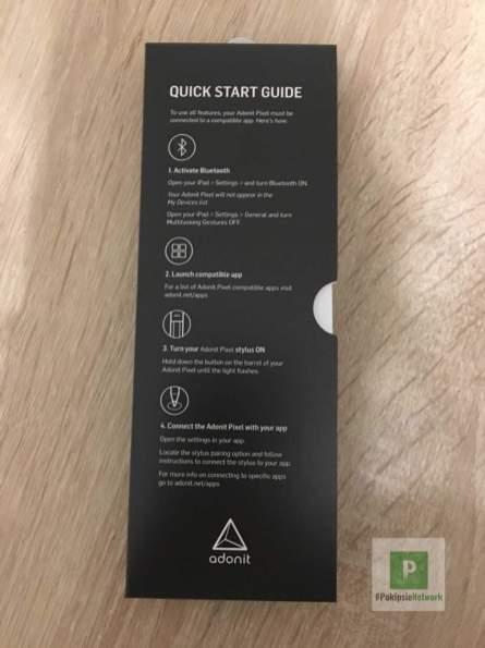 Packung Rückseite inkl Specs