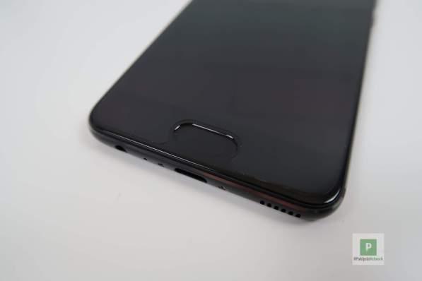 Der Fingerprintsensor vom Huawei P10