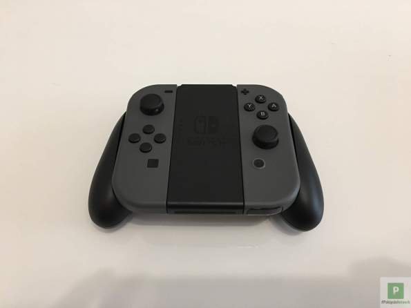 Joy-Con im Grip