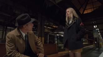 Seymour 'Swede' Levov (Ewan McGregor), Merry Levov (Dakota Fanning)
