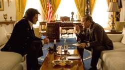 Elvis Presley (Michael Shannon), Richard Nixon (Kevin Spacey)