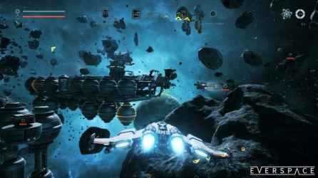 Durch die Asteroiden