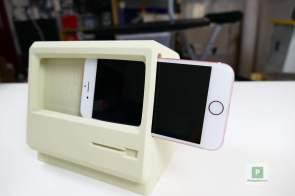 iPhone einschieben