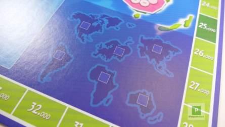 Die einzelnen Kontinente