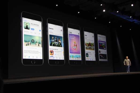 iOS 11 AppStore
