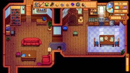 Häuser von Freunden