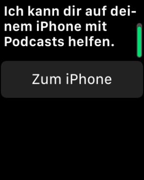 Keine Podcast