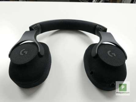 Die Kopfhörer