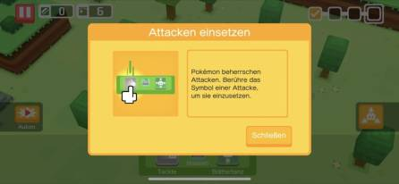 Tutorial zu Attacken