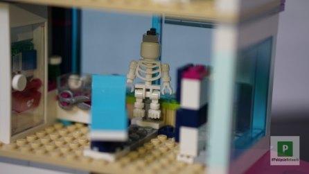 Das Skelett im Röntgenzimmer