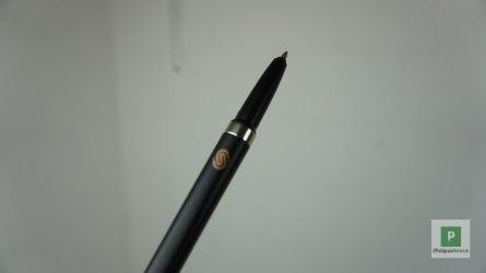 Der beigelegte Stift