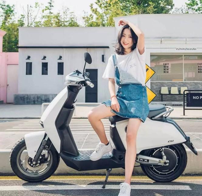 Xiaomi Mijia Super Soco Cu