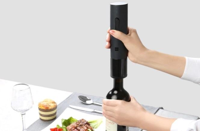 Elektryczny otwieracz do wina xiaomi