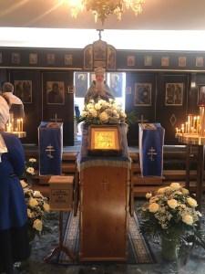 Престольный праздник Покрова Пресвятой Богородицы