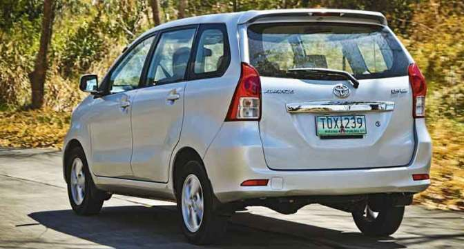 harga rental mobil avanza