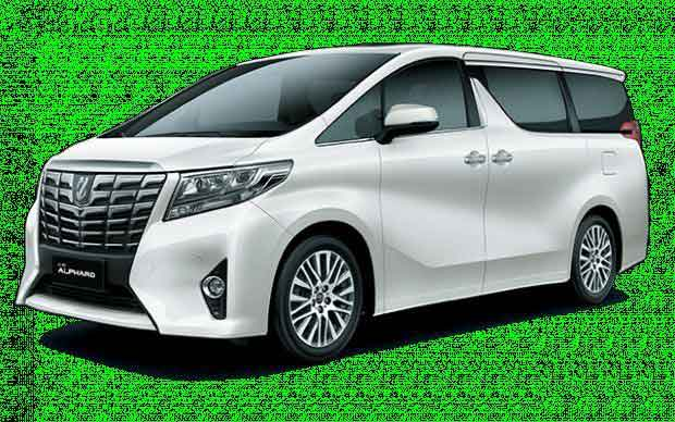 Rental Alphard Sugapa
