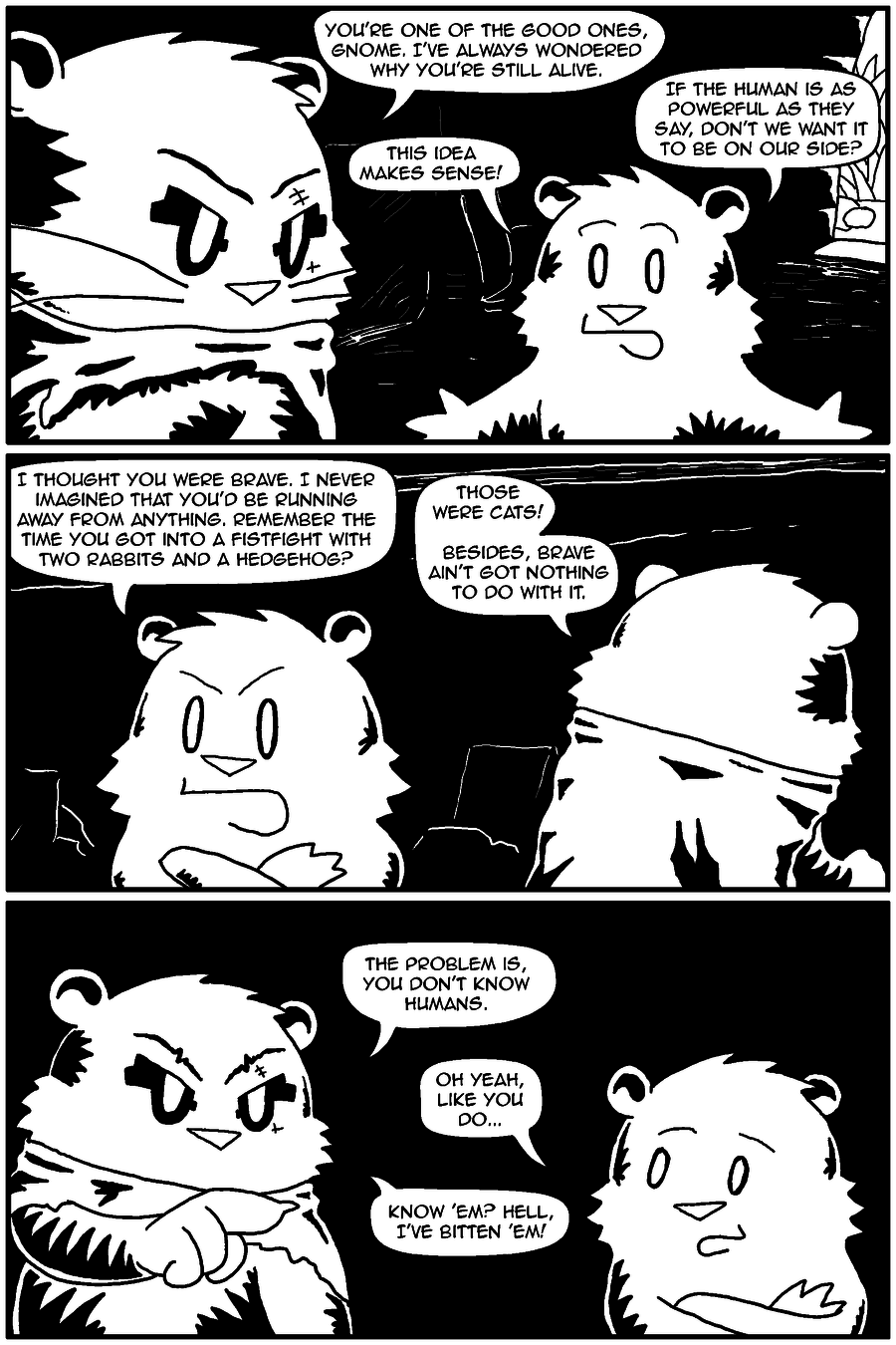 The Last Human Alive, Page 11