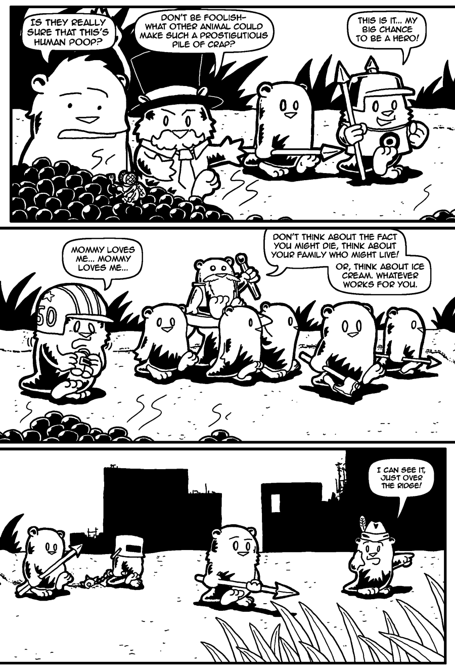 The Last Human Alive, Page 15