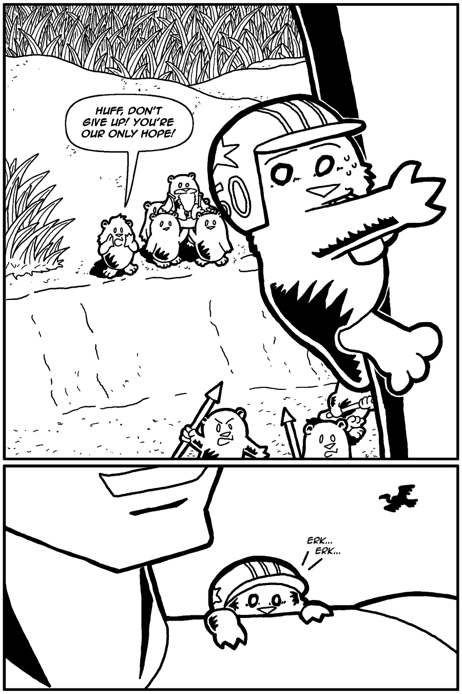 The Last Human Alive, Page 21