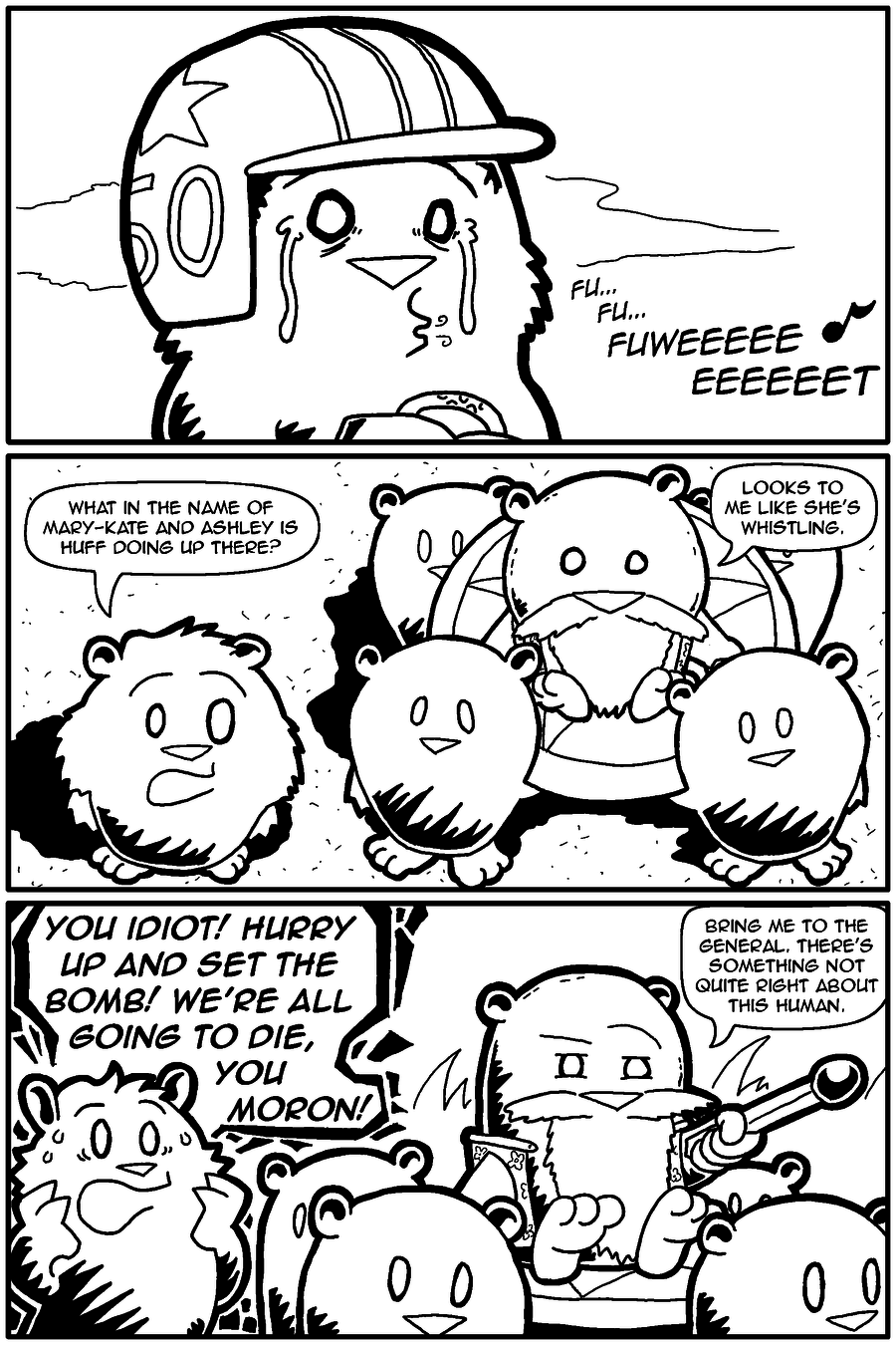 The Last Human Alive, Page 23