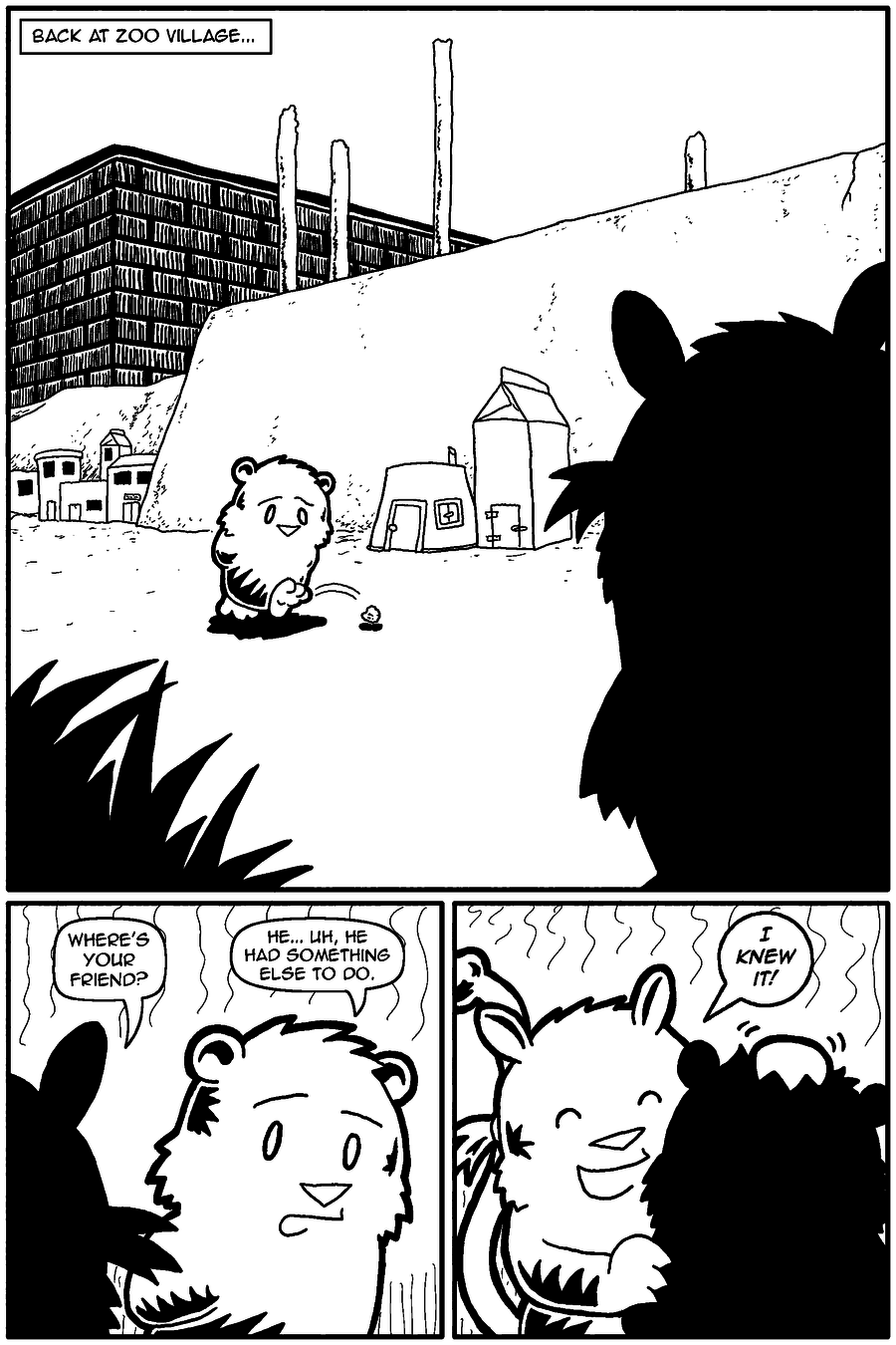 The Last Human Alive, Page 30