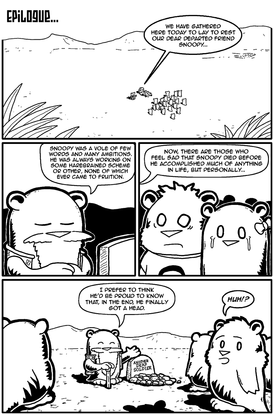 The Last Human Alive, Page 35