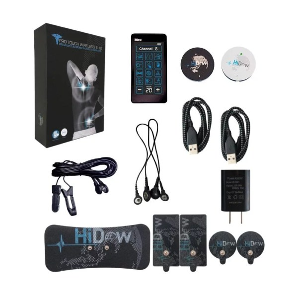 HiDow Pro Touch 6-12