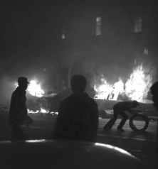 The White Night Riots