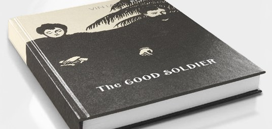 Ford Madox Ford, The Good Soldier, book cover, Polari Magazine, gay online magazine