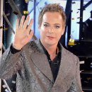 Julian Clary, winner of Celebrity Big Brother 2012