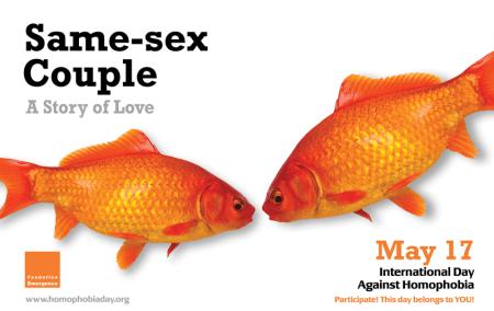 international day against homophobia 2012
