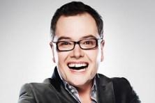 Alan Carr - Dave's Brighton Comedy Festival