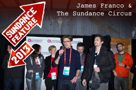 James Franco and the Sundance Circus, Travis Mathews