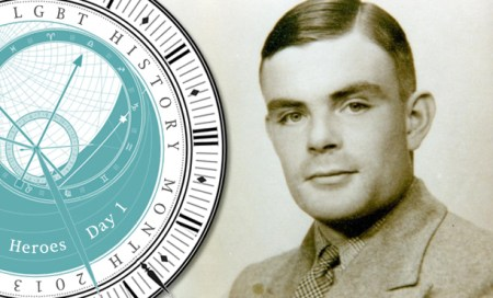 LGBT History Month, Alan Turing