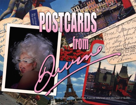 Postcards from Divine
