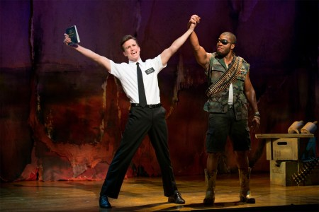 The Book of Mormon, London review