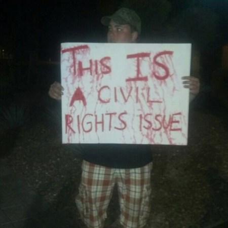 Activism Opposing SB 1045