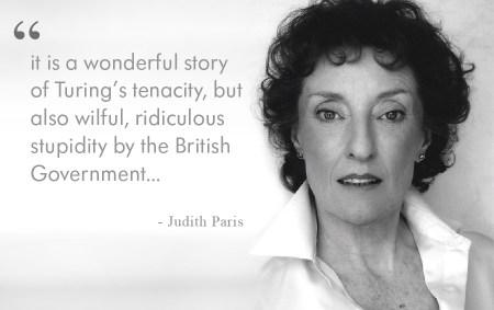 Judith Paris, Universal Machine