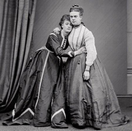 Miss Stella Boulton and Mrs Fanny Graham, Neil McKenna